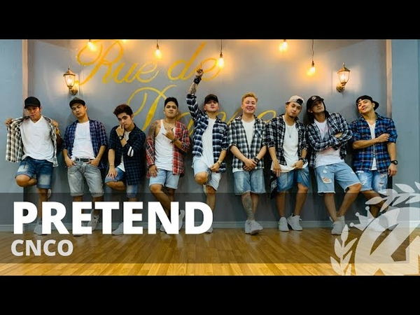 PRETEND by CNCO | Zumba | Latin Pop | TML Crew Kramer Pastrana
