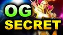 SECRET vs OG - WHAT A GAME! - EPICENTER MAJOR 2019 DOTA 2