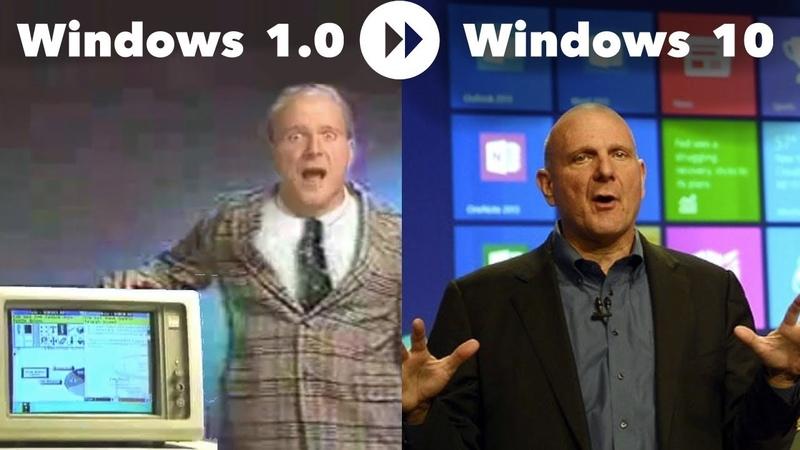 Evolution of Windows Ads
