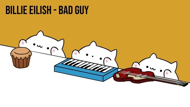 I'm bad cat (Billie Eilish)