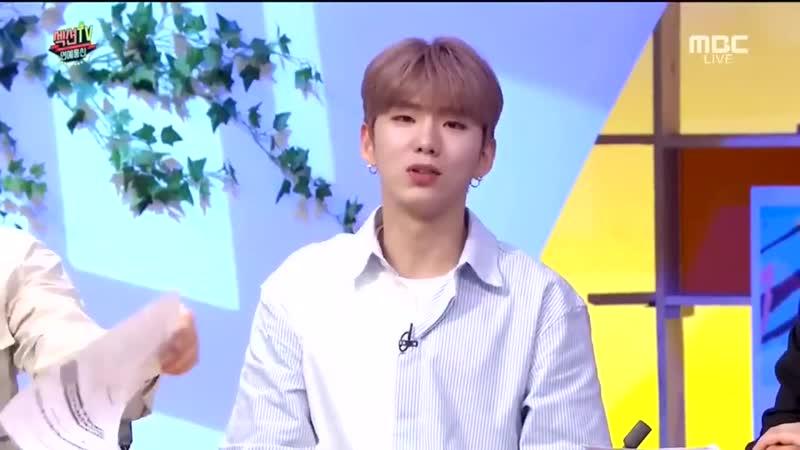 [VK][190418] MONSTA X (Wonho Kihyun) Interview @ SectionTV