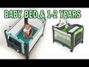 BABY BED 1-2 YEARS, 📷Video review