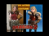 DIY Astrid Costume HTTYD2 - PART 1 MATERIALS