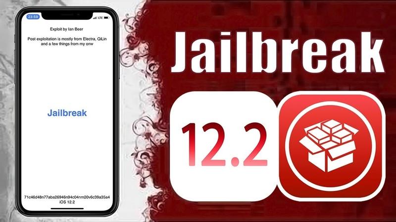 Jailbreak iOS 12.2 - 12.1.4 - 12.1.3 RELEASED - NEW ROOT JB Tool 12.3