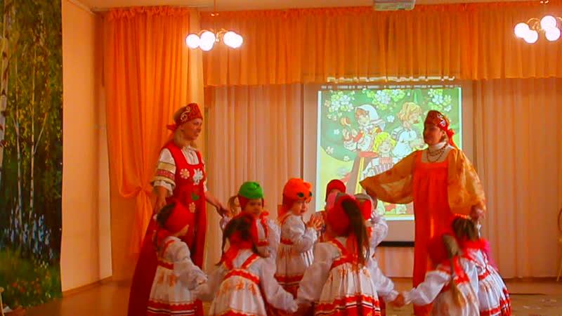 мастер-класс в 345 детском саду_Приобщение дошкольников к социокультурным ценностям посредством народной игры