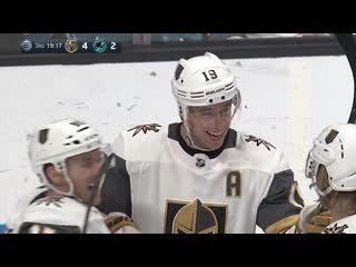 Reilly smith buries william karlssons spinning feed
