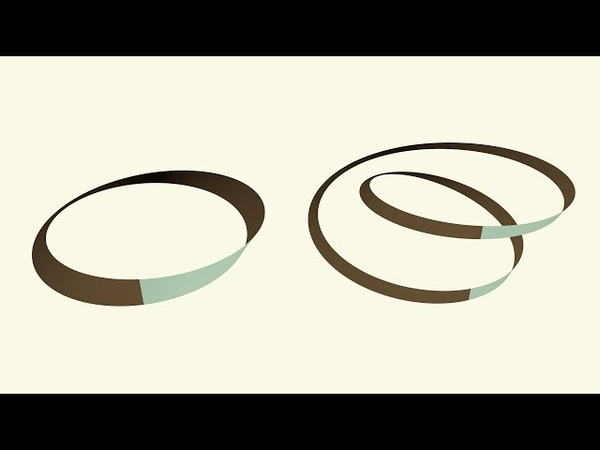 Cutting a Möbius strip in half (and more) | Animated Topology |