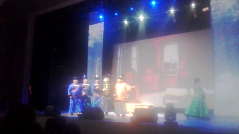 Театр песни и танца Амар сайн (1)