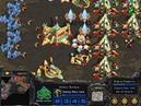 SCBW VOD Set 1 vs reps)Tama PvP Clanwar Largo comments Starcraft Brood War RUS