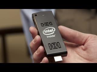 Портативный пк intel compute stick. всего за 1490р.