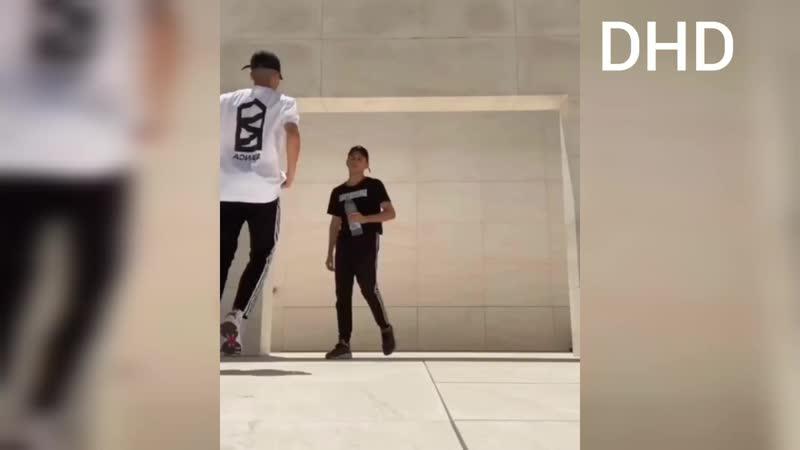 Shuffle Dance 114 [DHD]