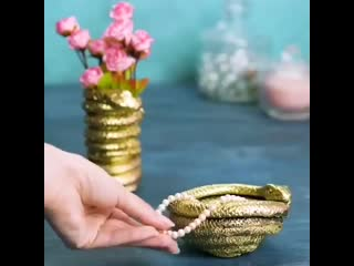 Милые декоративные штучки своими руками