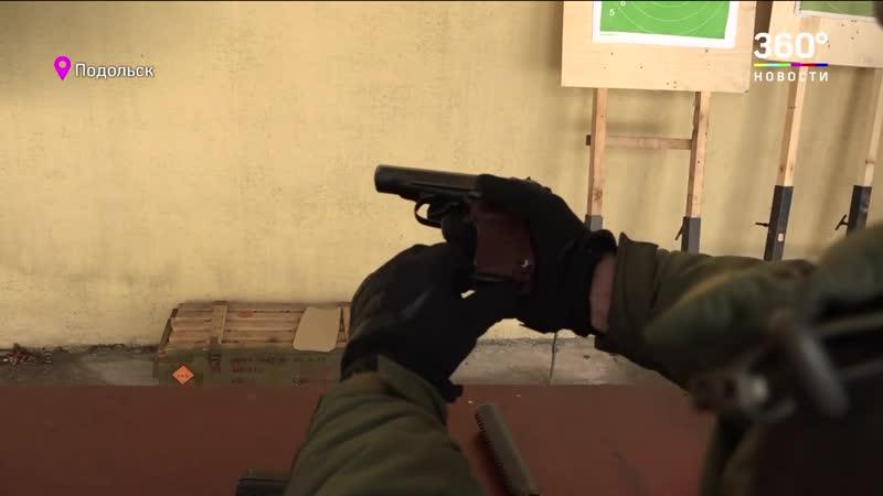 Новый пистолет под патрон повышенной мощности «Удав»