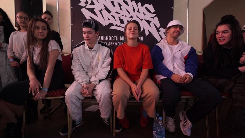 Malyshka (Ufa) vs. Valeeva Ajna (Chelyabinsk) | Semifinal. Hip-Hop little one 1x1
