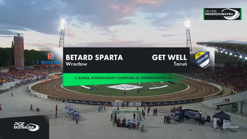 19.05.19 | PGEE | Sparta Wrocław - Get Well Toruń