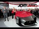 Японские будни ч.18 - Презентация нового Nissan GTR 2020 и Toyota Supra (Concept)