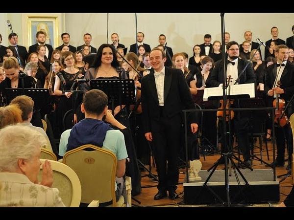 Giovanni Bottesini - REQUIEM, The Russian Premier, The Moscow Oratorio Society, 29.05.2019