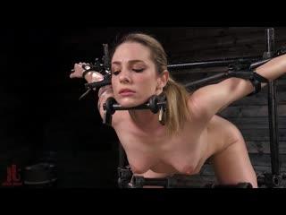 18+ device bondage : dahlia sky (anal, bdsm, porn, fisting, feet, blowjob, hardcore, big tits, ball gag, bondage)