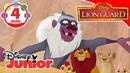 The Lion Guard | Music Compilation 2 - Disney Junior Italia