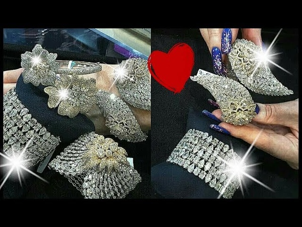 Designer jewelry Bracelets collection 2017 by @champagnegem 4