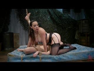 Chanel preston and jane wilde [lesbian, bdsm, anal, bondage, strapon]