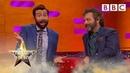 David Tennant doesn't understand the 🍆🍑 emojis 😂   The Graham Norton Show - BBC