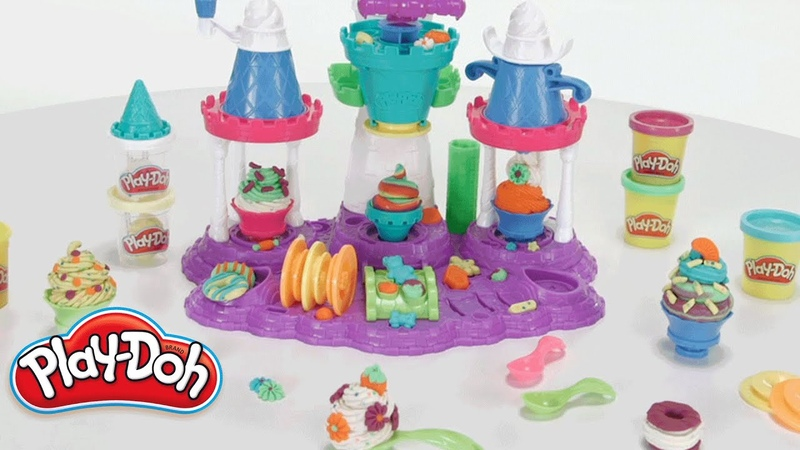 Play-Doh UK | 'Ice Cream Castle' Official Demo