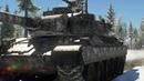 War Thunder Полигон 153 AMX 30 SUPER