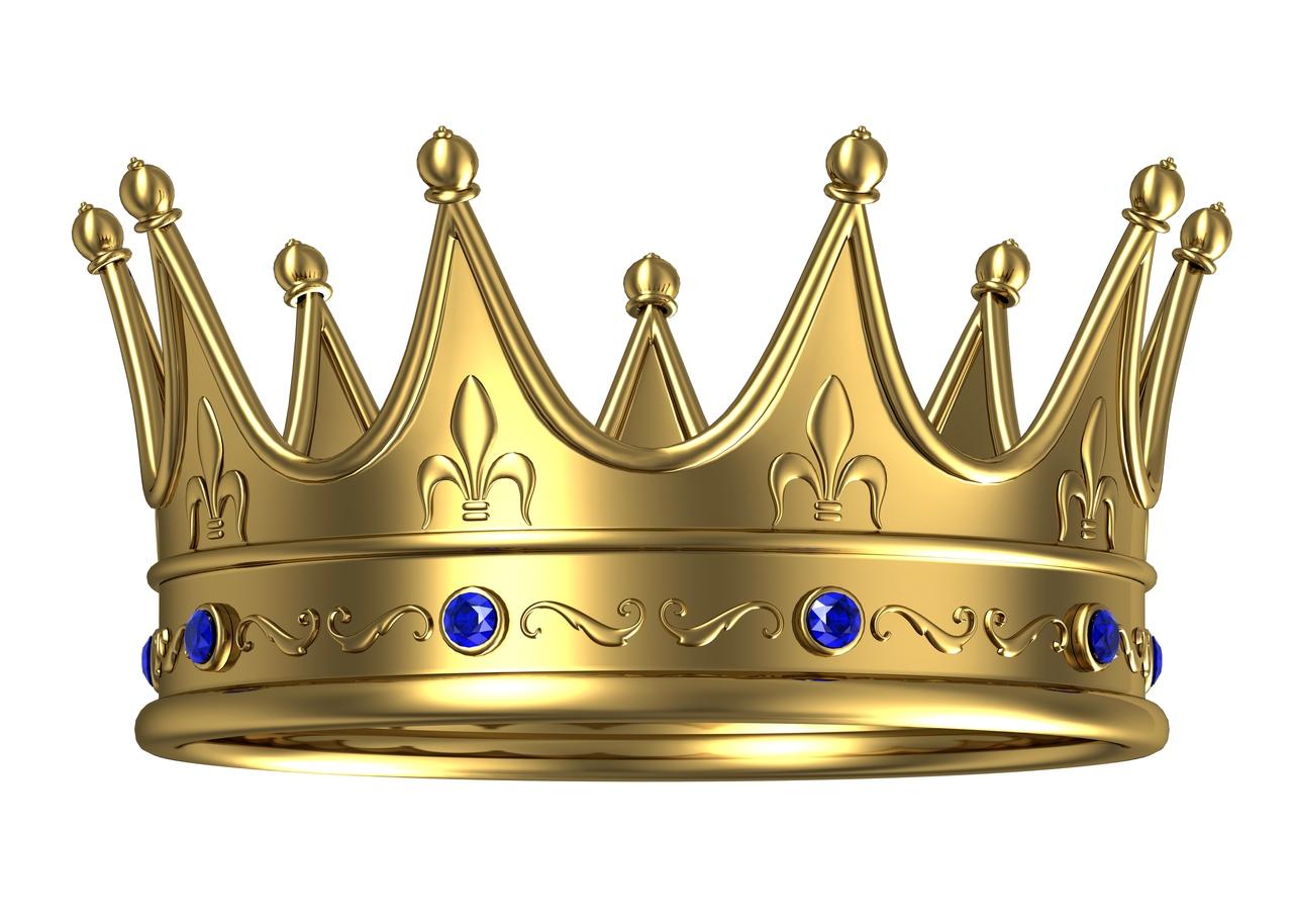 Плюс, картинки с коронами для детей