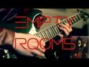Gary Moore Empty Rooms Instrumental Guitar cover by Robert Uludag Commander Fordo