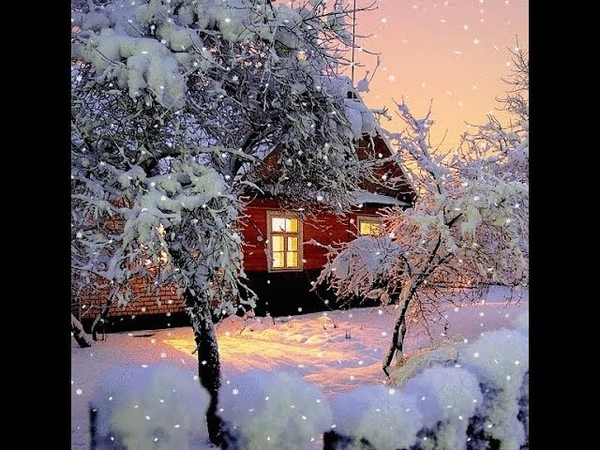 На тропинке снежком запорошенной.душевная песня!