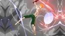 Lazar corp, creating scenes Bleach vs Naruto second part