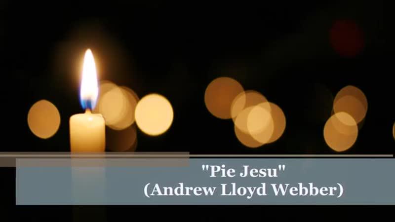 Pie Jesu (Viscount Chorale 8)