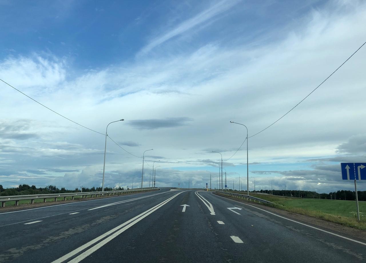 Две дороги из ТОП-10 «убитых дорог» отремонтировали на Вологодчине