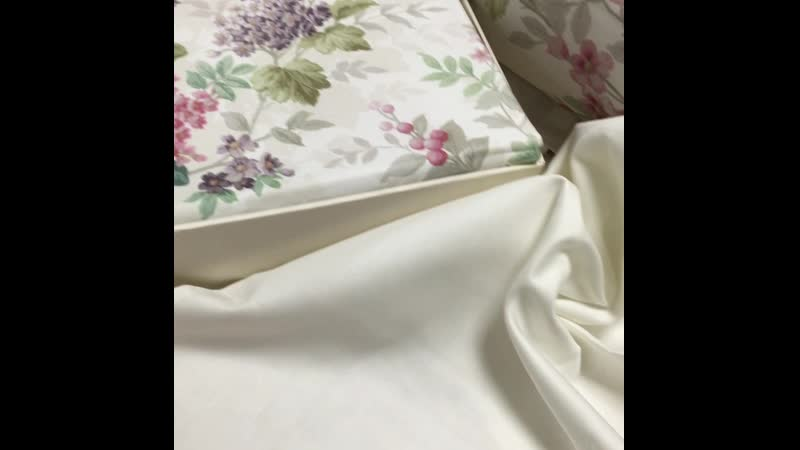 Очаровательное постельное белье VERSAILES!