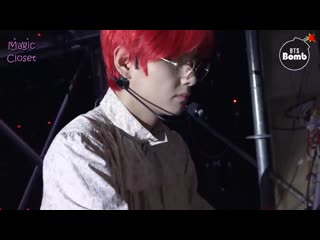 [RUS SUB][BANGTAN BOMB] Vs Piano solo showcase - BTS (방탄소년단)(MC)