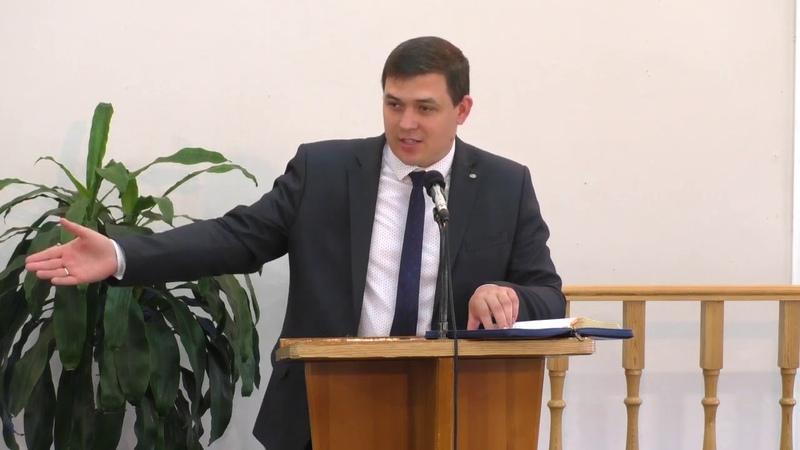 Проповедь: Рувим Кройтор (11.05.19.)