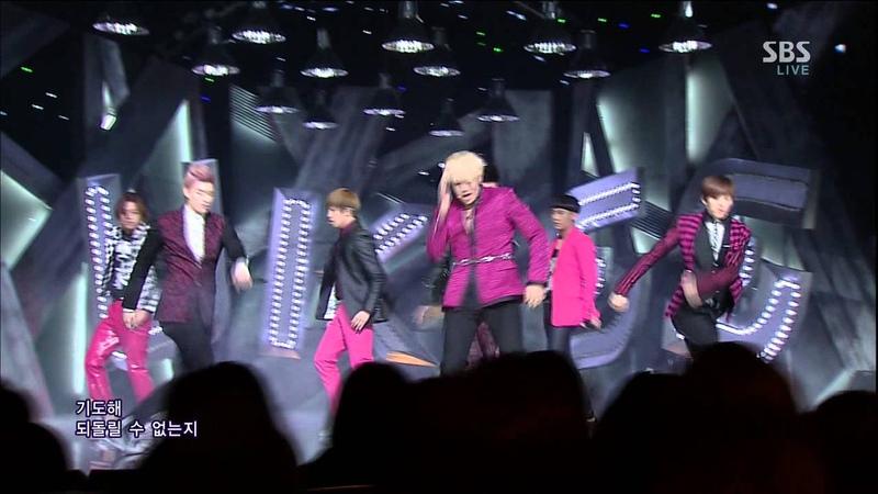유키스 (U-KISS) [Standing Still] @SBS Inkigayo 인기가요 20130310
