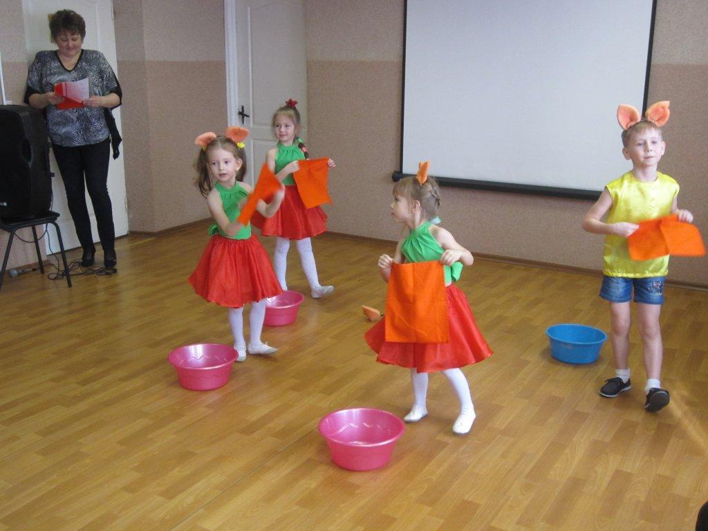 «Весенняя капель» от воспитанников детского сада № 5