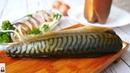 СКУМБРИЯ в БУТЫЛКЕ, КАК КОПЧЕНАЯ, Супер Просто и Вкусно
