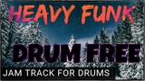 Drumless Backing Track Heavy Funk (80 BPM)
