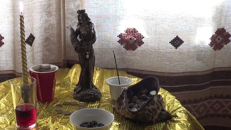 Авторский ритуал Инги Хосроевой Сокровище Фортуны... для всех... от Марины