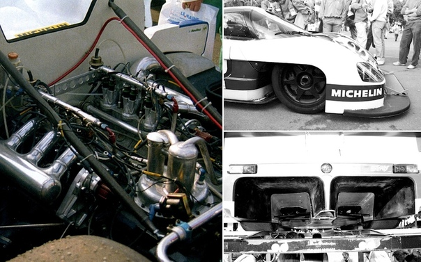 WM-Peugeot Project 400. Жажда скорости Автор статьи Дмитрий (HWStar) Источник - С возрастанием интереса автопроизводителей к Группе C частникам на машинах собственной постройки победить в