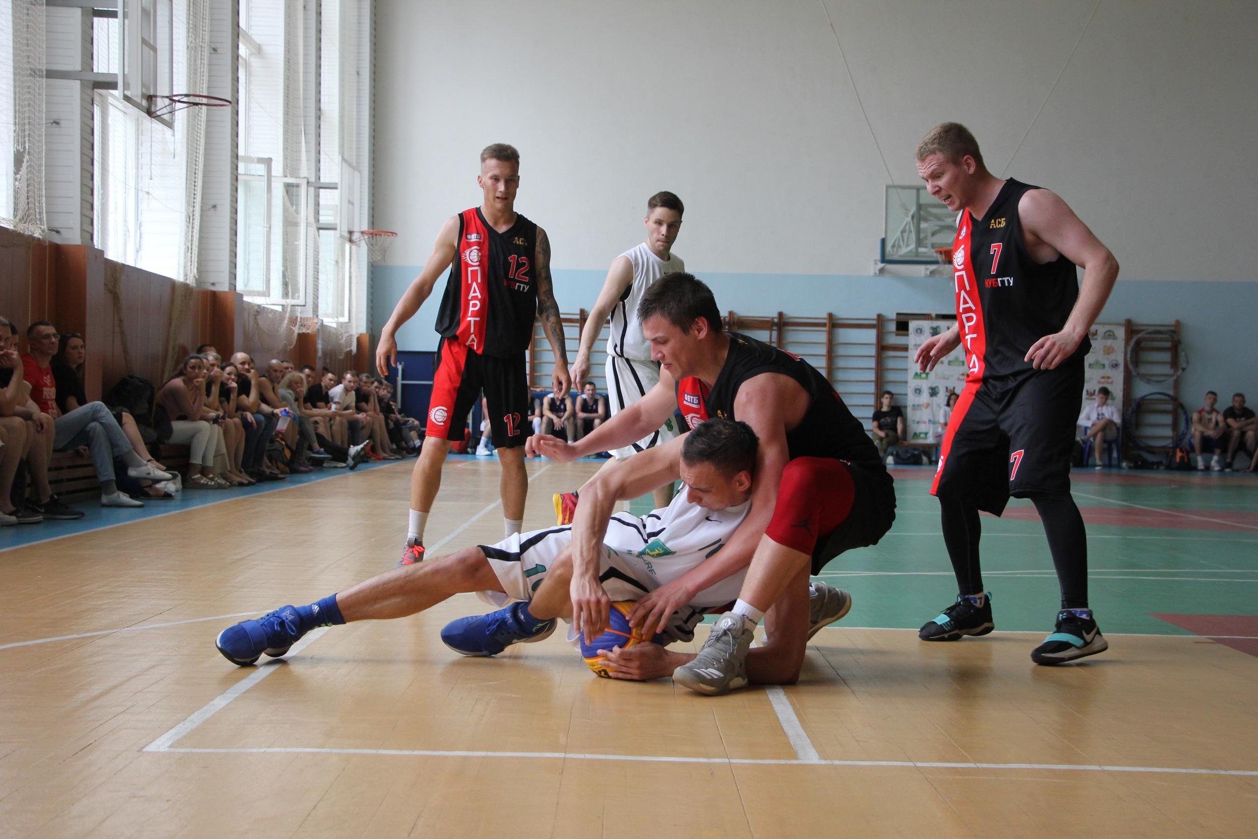 КАУБ баскетбол