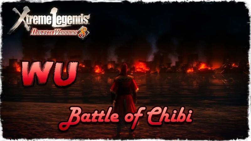 Story Mode ◄ Dynasty Warriors 8 ► Wu 18 Battle of Chibi