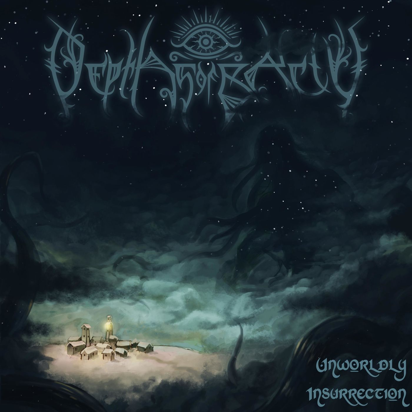 Depths of Baciu – Unworldly Insurrection (2019)