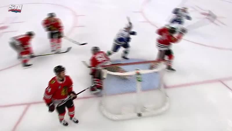 Ванкувер 2:2 Чикаго Хоккей. НХЛ Обзор матча (19 марта 2019 в 3:30)