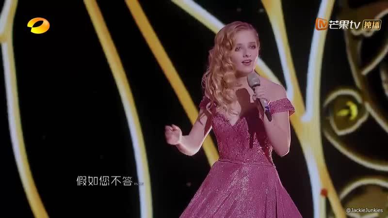 Jackie Evancho - O Mio Babbino Caro Nessun Dorma (Worlds Got Talent 2019 Round 1)