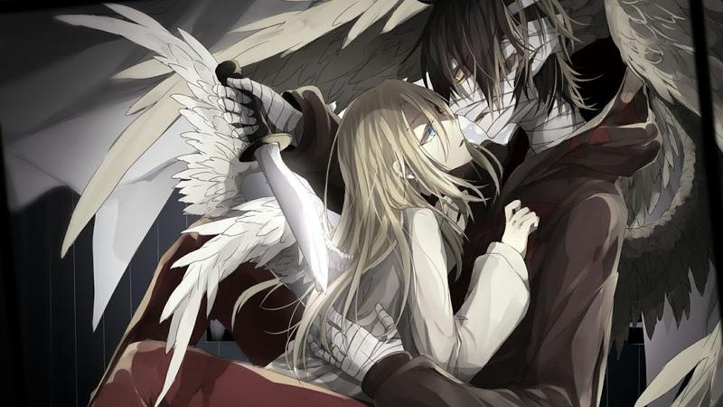 Angels of death zaray Zack x Rachel MEP the devil within