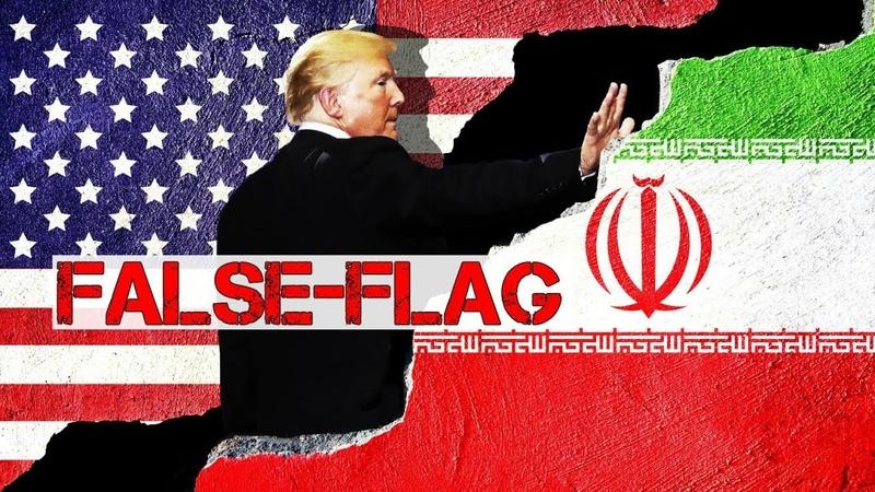 DEBUNKED Trumps False-Flag Campaign Against Iran Destroyed